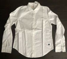 WOMENS/JUNIORS HOLLISTER BUTTON DOWN LONG SLEEVE SHIRT SIZE S 2 COLORS AVAILAB