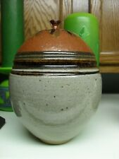 MID CENTURY WEED POTTERY SIGNED AND DATED