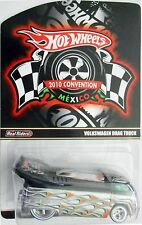 2010 HOT WHEELS MEXICO CONVENTION VOLKSWAGEN DRAG TRUCK 1/3,000
