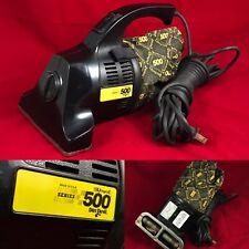 VTG Dirt Devil Royal Model 500 Hand Vacuum Cleaner Works Awesome Clean USA A+++