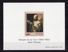 FG ND   tableau  Georges de la Tour  Saint Thomas   1993   num: 2828
