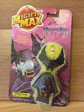 Mighty Max - Defeats Vamp Biter / Nightwing - Horror Heads - Bluebird Toys 1992