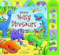 Noisy Dinosaur: Sound Book (Noisy Books) by Sam Taplin, NEW Book, FREE & Fast De