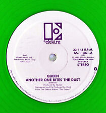 "Queen ‎– Another One Bites The Dust - 12"" INCH    COLOR VINYL"