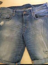 Kurze Herren-Shorts & -Bermudas aus Denim in normaler Größe