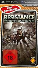 Playstation sony psp resistance: retribution très bon état