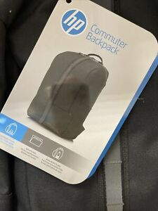 HP Commuter Backpack 15.6 Inch Laptop Case Water-resistant Rucksack School Bag