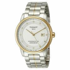 Tissot T086.408.22.036.00 Luxury Automatic Men's Watch - Silver