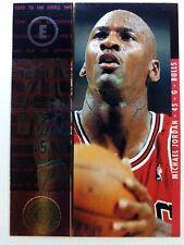 1994 94-95 SP CHAMPIONSHIP SERIES Michael Jordan #4, Chicago Bulls, HOF