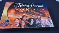Trivial Pursuit SNL Dvd Edition Game complete sealed