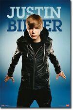 Justin Bieber Blue Fly Poster Art Print 22x34 T5287