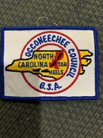 Older Occoneechee Council CP Patch NC