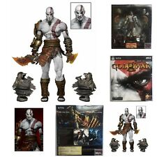 "KRATOS Ultimate NECA Ghost Of Sparta GOD OF WAR 3 2016 7"" Inch ACTION FIGURE"