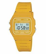 Colección De Hombres Reloj Casio F-91WC, Resistente Al Agua Entrega Gratis