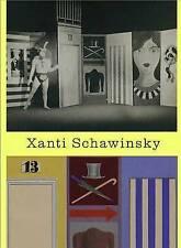 Xanti Schawinsky by Schawinsky, Xanti -Paperback