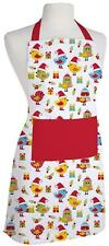 A Novelty Christmas Chicken Design Adult Apron