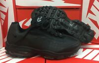 New✔Mens Nike Air Max 95 ultra essential black new in box size UK 6-7-8-9-10-11