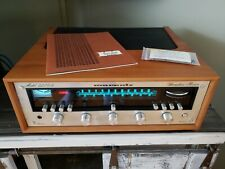 MARANTZ 2220B Vintage Stereophonic Receiver, Wood Case, Showroom Condition!
