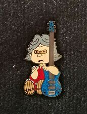 Mike Gordon Charlie Brown Pin cartoon john Phish jamband tour lot bass guitar