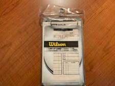 Wilson 3X Line Up Cards - baseball - softball - 30 Pk Boxed New and Sealed