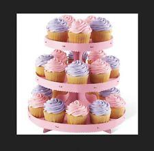 Wilton Cupcake Stand - Pink