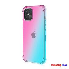 Apple iPhone 12 Mini, 12, 12 Pro & 12 Pro Max Tpu Clear Colors & Military Cases
