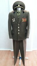 Colonel's uniform of artillery of the USSR