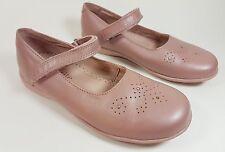 Start-rite en Cuir Rose Mary Jane Chaussures Junior 12.5E super état