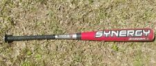 "Easton Synergy BSN1 31 inches 22 oz 2-3/4"" IMX Red Composite Baseball Bat"