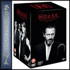 HOUSE - THE COMPLETE SERIES - SEASONS 1 2 3 4 5 6 7 & 8 **BRAND NEW DVD BOXSET**