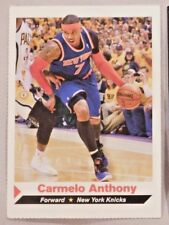 2011 Sports Illustrated For Kids Basketball Card Carmelo Anthony Knicks