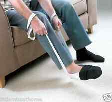 SOCK STOCKING HOSIERY PULLER AID * FEET RHEUMATISM ARTHRITIS DRESSING AID HELPER