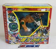 Transformers Mocom Takara Galaxy Force GC-16 Mega Liger aka Liger Jack (MISB)