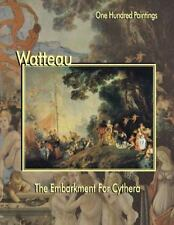 WATTEAU 100 PAINTINGS Federico Zeri, 2000 HC NEW BEAUTIFUL ART ILLUSTRATIONS