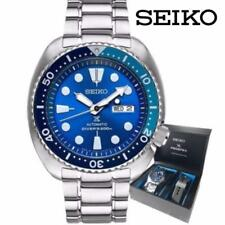 Seiko SRPB11k1/SRPB11 Turtle Blue Lagoon Limited Edition Automatic Men's Dive