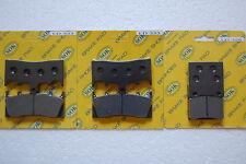 fits TL 1000 1998-03' Front Rear Brake Pads SUZUKI TL1000R 99  00 01 02