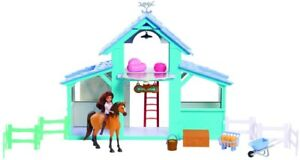 Spirit Riding Free Barn Playset
