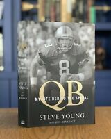 QB My Life Behind the Spiral (New HC) by Steve Young Mormon LDS BYU 49ERS NFL