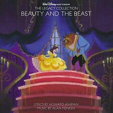 Beauty And The Beast Walt Disney Records The Legacy Collection - Vario (NEW 2CD)