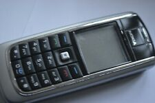 Nokia 6021 - Silver (Unlocked)  Basic Button Mobile Phone
