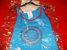 MARVEL AMERICAN DREAM DRESS WOMEN HALLOWEEN COSTUME MEDIUM