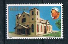 Belize 1983 Visit of Pope SG 729 MNH