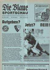 BL 85/86 FC Bayern München - VfL Bochum (Blaue)