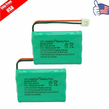 2x Handset Phone Cordless Battery For Motorola SD-7501 SD-7502 MD4250 AT&T 27910