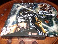 Sky Captain and the World of Tomorrow (2004) S. Edit.Box 2 Dvd ..... PrimoPrezzo