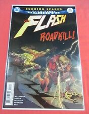 DCU The FLASH #27 - Running Scared Finale - (2016)