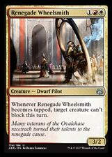 Renegade Wheelsmith NM X4 Aether Revolt Gold Uncommon MTG