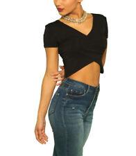 Camisas y tops de mujer de manga corta talla XS
