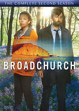 Broadchurch: The Complete Second Season  NEW DVD FREE SHIPPING!!
