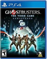 GHOSTBUSTERS THE VIDEO GAME REMASTERED PS4 NEW! FAMILY NIGHT PARTY MOVIE HUNT